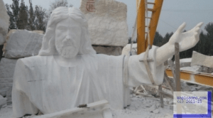 Photo: Imo State set to unveil the tallest statue of Jesus Christ in Africa